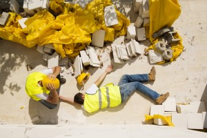 Falls are the number one cause of workplace fatalities for construction workers, and up to five construction workers are killed each week due to fall injuries.